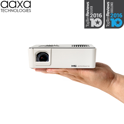 World 39 s brightest mini projector for Worlds smallest hd projector