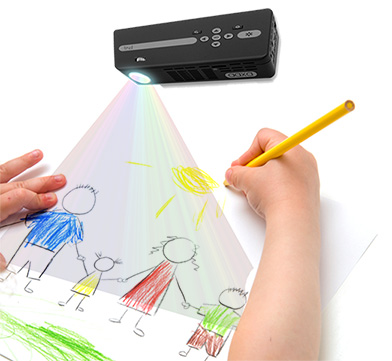 trace projector
