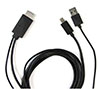 AaxaTech P1/P2 iPod/iPhone AV Cable