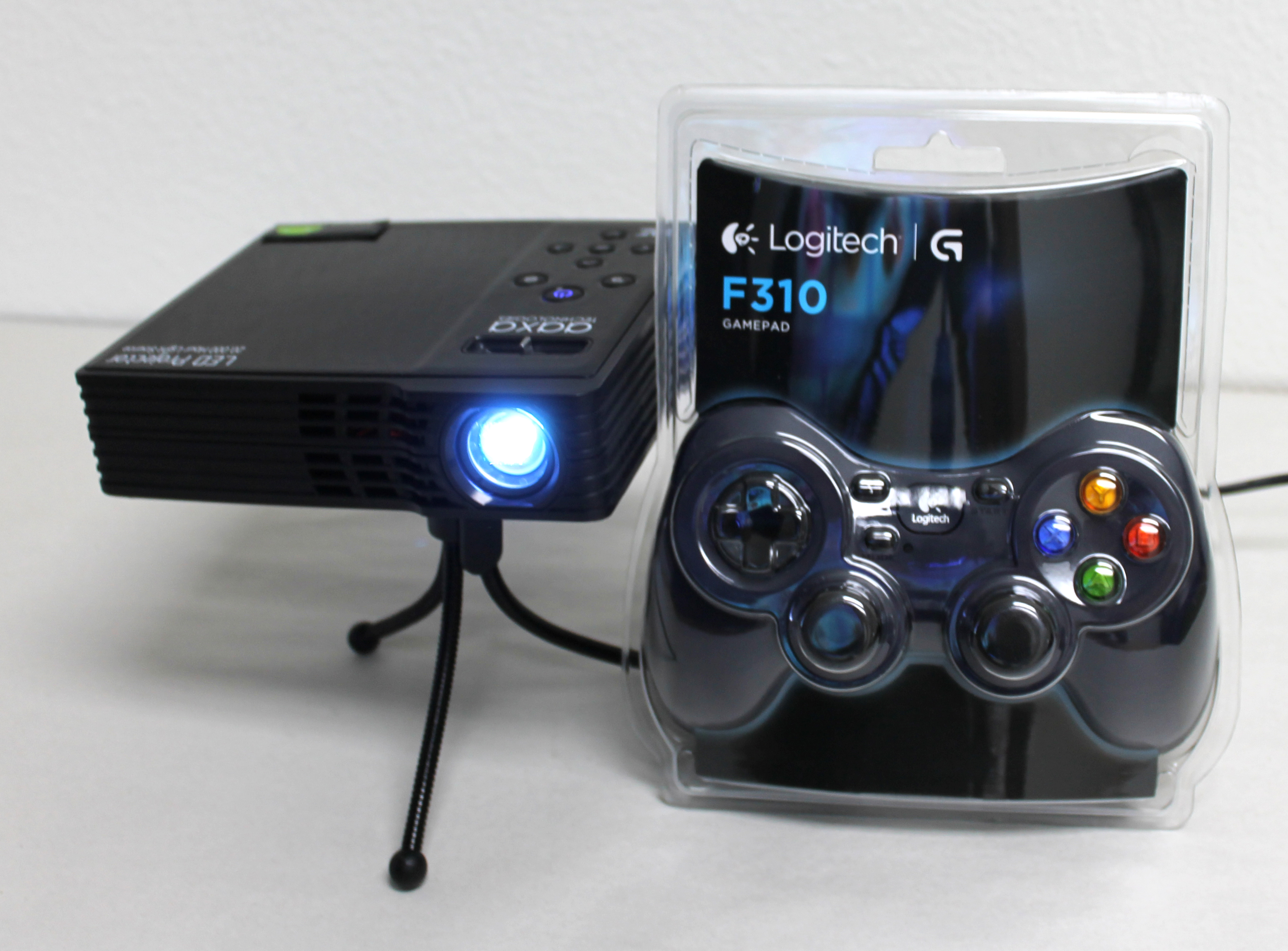 the best game projector