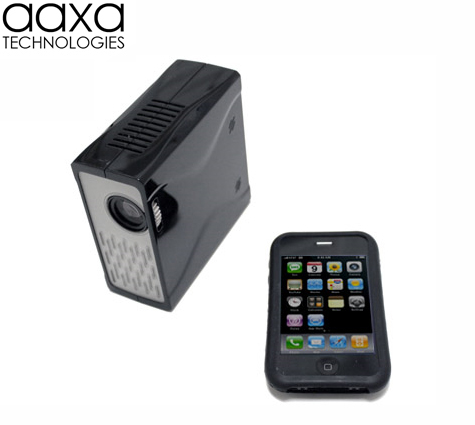 Projecting a good image aaxa micro projector plus review for Micro projector reviews