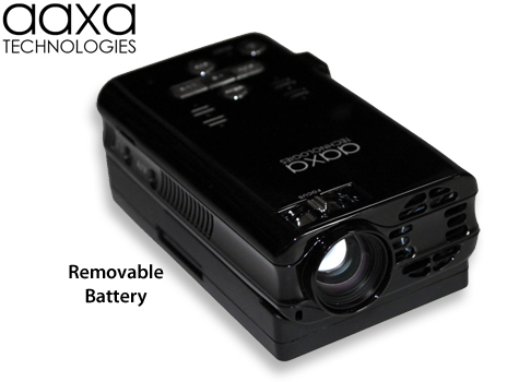 Aaxatech micro projector review for Micro projector reviews