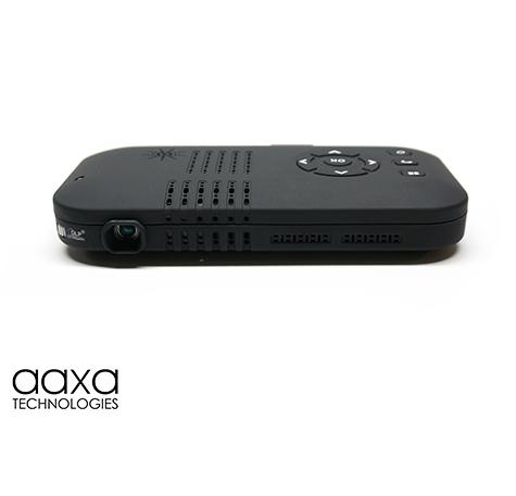 Aaxa p3 x pico projector dlp hand held mini projector for Pico projector accessories