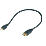AAXA Mini HDMI to Full HDMI Cable